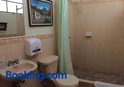 安提瓜旅舍 - 安地瓜 - 浴室