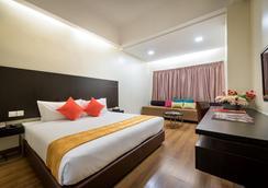 马六甲江景仙特拉酒店 - 马六甲 - 睡房