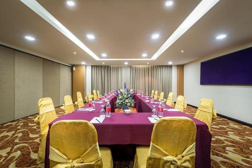 马六甲江景仙特拉酒店 - 马六甲 - 会议室