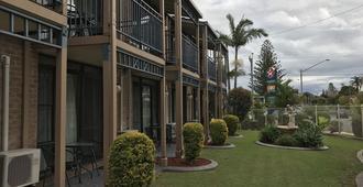 麥誇裡港城鎮海灘汽車旅館 - 麦夸里港 - 建筑