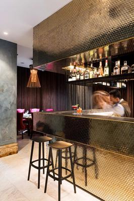 珀斯墨尔本酒店 - 珀斯 - 酒吧