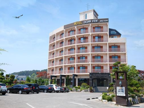 仁川机场海景酒店 - 仁川 - 建筑