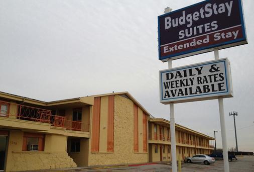 预算住宿套房酒店 - 阿林顿 - 建筑