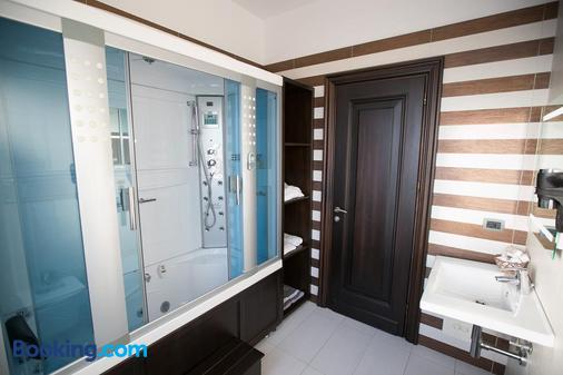 地拉那维多利亚酒店 - 地拉那 - 浴室