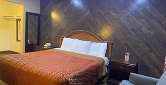 橙色别墅公园汽车旅馆 - 奥兰治 - 睡房