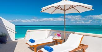 点格雷斯酒店 - 普罗维登西亚莱斯岛 - 海滩