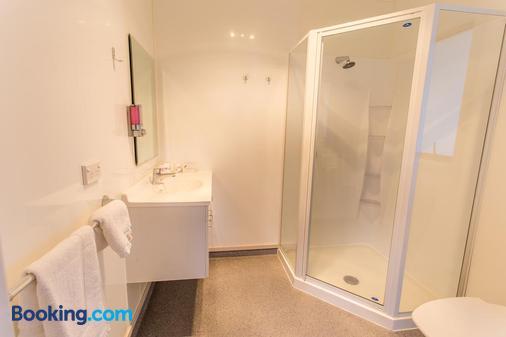 尼尔森城市假日公园酒店 - 纳尔逊 - 浴室