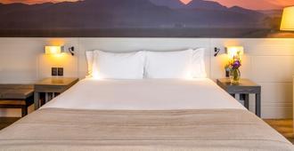 弗洛里亚诺波利斯诺富特酒店 - 弗洛里亚诺波利斯 - 睡房