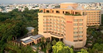 海得拉巴万豪会议中心酒店 - 海得拉巴 - 建筑