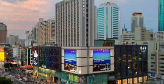 深圳东门凯悦嘉轩酒店 - 深圳 - 建筑