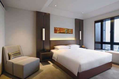 深圳东门凯悦嘉轩酒店 - 深圳 - 睡房