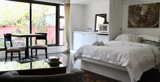 约翰鲍尔陶艺一室公寓旅馆 - 开普敦 - 睡房