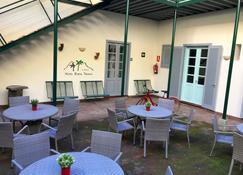 特里昂那乡村酒店 - 维尔赫莫索 - 露台