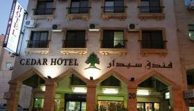 雪松酒店 - 亚喀巴 - 建筑