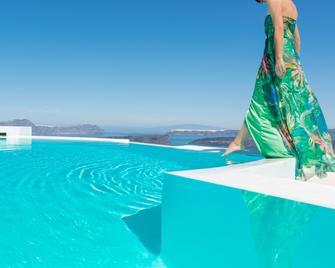 阿帕涅莫酒店 - 阿克罗蒂里 - 游泳池