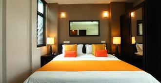 马累蜂巢酒店 - 马列 - 睡房