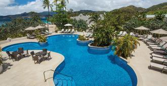 斯派斯海滩度假酒店 - St. George's - 游泳池