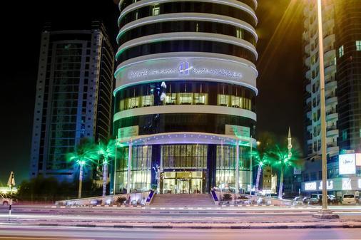 富查伊拉康科德酒店 - 富查伊拉 - 建筑