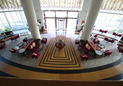 富查伊拉康科德酒店 - 富查伊拉 - 大厅
