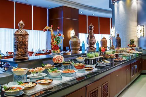 富查伊拉康科德酒店 - 富查伊拉 - 自助餐