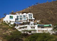 塔甘加巴伊亚酒店 - Taganga - 建筑