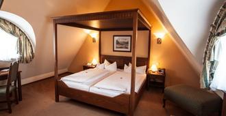 柯洛斯特霍夫酒店 - 德累斯顿 - 睡房