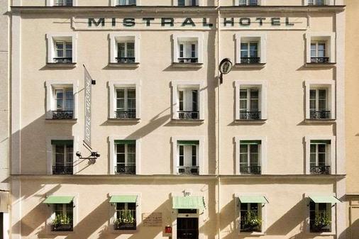 米斯塔尔酒店 - 巴黎 - 建筑