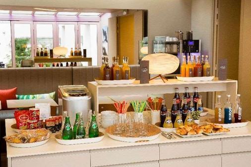 巴黎米斯特拉尔酒店 - 巴黎 - 自助餐