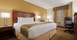 贝斯维斯特科罗拉多斯普林斯行政套房酒店 - 科罗拉多斯普林斯 - 睡房