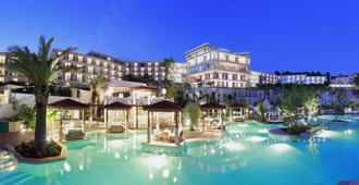 安姆弗拉哈弗高级海滩度假酒店 - 赫瓦尔 - 户外景观