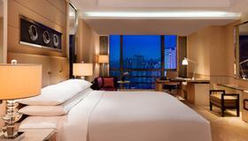 广州正佳广场万豪酒店 - 广州 - 睡房