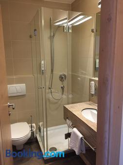 多林格酒店 - 因斯布鲁克 - 浴室