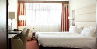 鹿特丹凡德瓦克酒店 - 鹿特丹 - 睡房