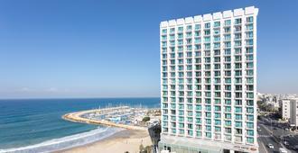 特拉维夫海滩皇冠假日酒店 - 特拉维夫 - 建筑