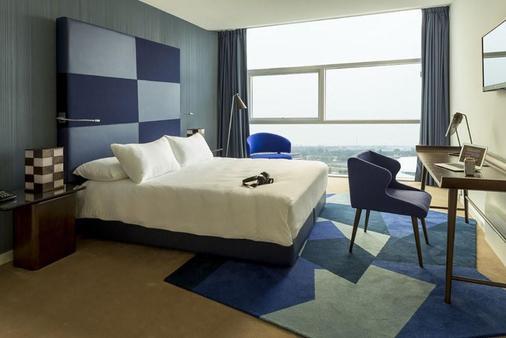 艾塔娜室友酒店 - 阿姆斯特丹 - 睡房
