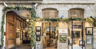 保姆娱乐酒店 - 巴黎 - 建筑