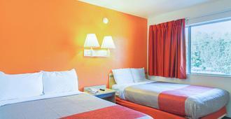拉塞尔维尔6号汽车旅馆 - 拉塞尔维尔(阿肯色州) - 睡房