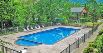 河阶度假酒店及会议中心 - 加特林堡 - 游泳池