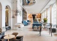 特鲁维尔海军治疗海水浴 Spa - 索菲特美憬阁酒店 - 滨海图维列 - 餐馆