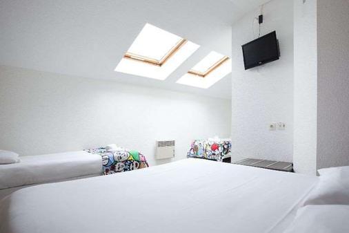 洛伊亚克康福特酒店 - 巴约讷 - 浴室