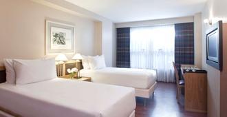 厄巴诺恩尔茨酒店 - 科尔多瓦 - 睡房