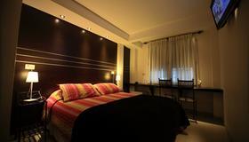 伊比利亚酒店 - 蒙得维的亚 - 睡房