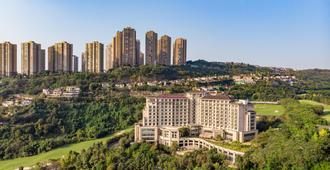 重庆保利花园皇冠假日酒店 - 重庆 - 建筑
