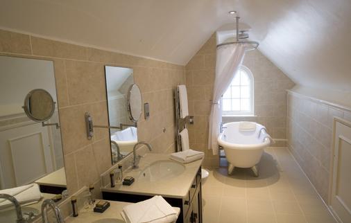 林间别墅酒店 - 斯劳 - 浴室