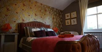 白杨宾馆 - 林肯 - 睡房
