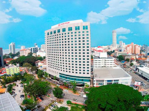 槟城帝豪酒店 - 乔治敦 - 建筑