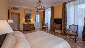 金盾酒店及水疗中心 - 斯特拉斯堡 - 睡房