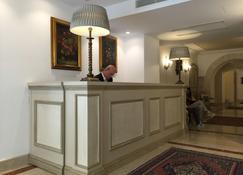 奥斯本酒店 - 瓦莱塔 - 柜台