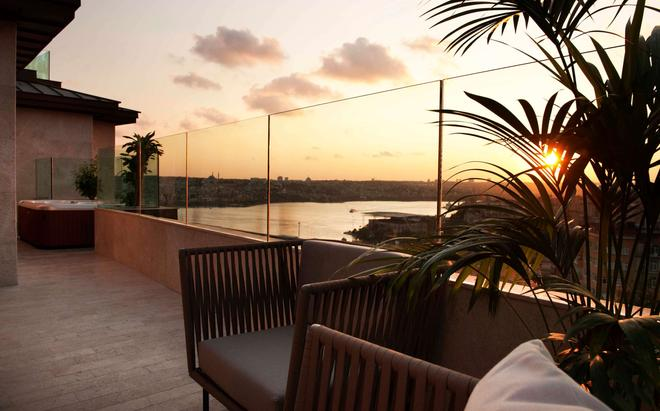 伊斯坦布尔佩拉丽笙酒店 - 伊斯坦布尔 - 阳台