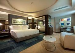 伊斯坦布尔佩拉丽笙酒店 - 伊斯坦布尔 - 睡房